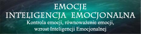 Emocje i Inteligencja Emocjonalna